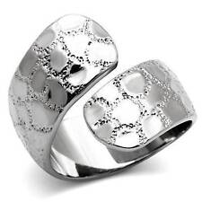 Stainless Steel Costume Rings without Stone