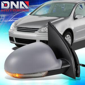 For 2006-2009 Volkswagen Gti Rabbit Powered Heated Right Passenger Side Mirror