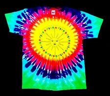Grateful Dead Shirt T Shirt Golden Road Sun Dancing Bears Tie Dye 1988 GG GDM XL