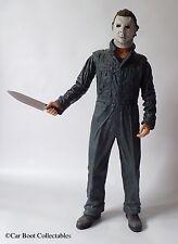 "NECA Halloween Michael Myers 18"" Talking Action Figure - 1/4 Scale, Horror Movie"