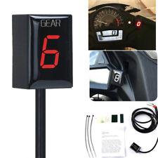 1-6 Gear Indicator Red LED for honda CB500 CBR500RR CB650F CBR650F CB400F