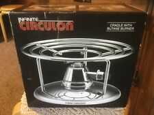 Circulon 50958 Infinite Tabletop Cradle & Burner Set Fits up to 12""""