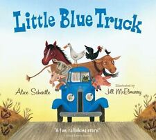 Little Blue Truck by Alice Schertle Board Book