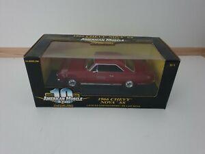 1966 Chevy Nova SS Limited Edition Ertl 1:18