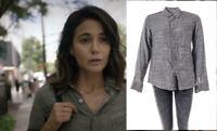 The Passage Dr Kyle Emmanuelle Chriqui Screen Worn Shirt & Mother Pants Ep 103