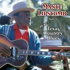 Mance Lipscomb - Texas Country Blues [New CD]