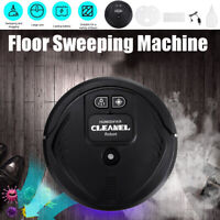 UV Disinfection Smart Sweeping Robot Floor Vacuum Cleaner Auto Suction Sweeper