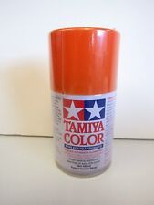 Tamiya - COLOR SPRAY PAINT FOR POLYCARBONATE 100 ml - PS-62 PURE ORANGE