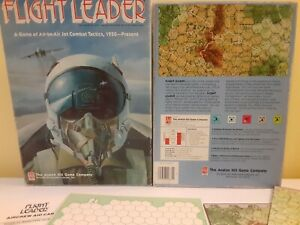 Flight Leader Game Avalon Hill Pieces Replacement Parts 1986 lot