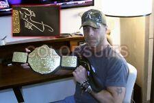 WWE WWF HBK Shawn Michaels Signed Mattel Belt autograph w/ Video Proof + JSA COA