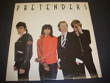 The Pretenders,  1980 Sire Records,LP, Vinyl, Album, Precious, The Phone Call