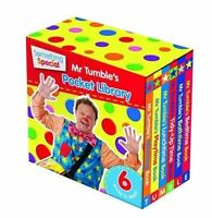 Something Special Mr Tumble's Pocket Library by Egmont UK Ltd (Board book, 2014)
