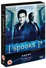 Spooks: The Complete Season 9 (Box Set) [DVD]