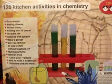 Super Chem 120 Chemistry Set Kitchen Science Activities Power Tech New