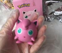 Rare- pokemon mini figures- Blind Box- Jigglypuff - Opened Box - Limited Series
