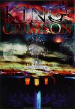 KING CRIMSON 1st Print MINT 2000 Ryan Blum Concert Poster San Francisco