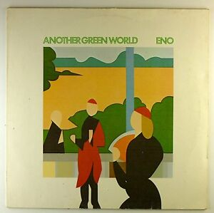 """12"""" LP - Eno - Another Green World - A4201 - RAR - washed & cleaned"""