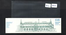 GB - Stamp Booklet - (302) F14a- £1.15 Museum Series -  1 booklet