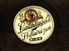 Leinenkugel's Hefeweizen beer sign lighted hanging wall Leinenkugel