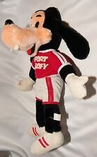 Disney Sport Goofy Stuffed Plush Large Doll