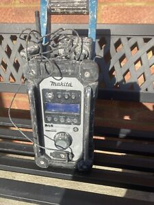 MAKITA DMR 104 DAB SITE RADIO