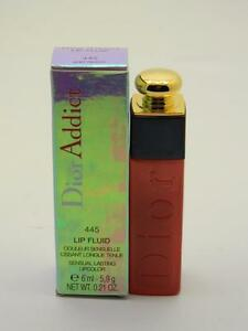 Dior Addict Lip Fluid Sensual Lasting Lipcolor 445 Soft Peach - 5,9g