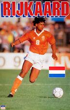 Vintage Original FRANK RIJKAARD 1994 Netherlands Soccer Football POSTER