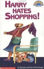 Harry Hates Shopping! (Hello Reader! (DO NOT USE, please choose level-ExLibrary