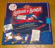 Target Elf On Shelf Letters To Santa 22-piece Set 32 pg Book Keepsake Ornaments