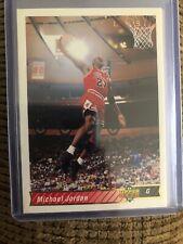 1992-93 Upper Deck Basketball #23 Michael Jordan Chicago Bulls