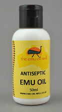 Antiseptic Emu Oil 50ml with Manuka & Tea Tree for minor skin infections