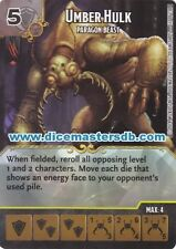 Umber Hulk Paragon Beast #117 - Dungeons & Dragons Battle for F. - Dice Masters