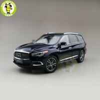 1/18 Infiniti QX60 Diecast Model Car Toys Boys Girls Gifts Blue