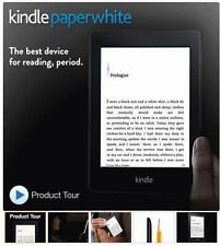 New 2016 Kindle Paperwhite 3 4GB Premium Flipcase + Screen Protector