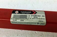 Cleveland Twist Drill Bit 2532 3m 3 Morse Taper Shank Carbide Tip D14984