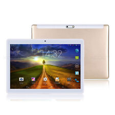 10 inch Google Android 7.0 Tablet PC 4Core 3G Phone Dual Sim GPS Unlocked 10.1''