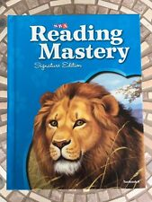 SRA Reading Mastery Textbook A: Grade 3 by Engelmann (Hardcover) Lot Of 12