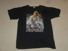 Jake Owen Tour Concert Shirt Size Medium Tee Country Band Music Black