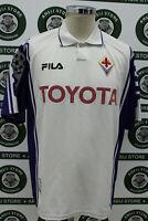 maglia calcio FIORENTINA BATISTUTA TG XL 1999/00 shirt maillot trikot camiseta