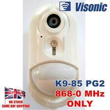 Visonic Next Cam K9-85 PG2 (868-0:014) Motion Detector with Camera 868-0 ONLY