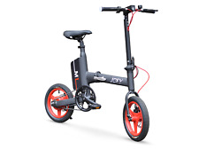 JOEY Folding Electric Bike, Adult or Kids City Commuting Bicycle New for 2018