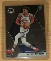 MATISSE THYBULLE 2019-20 Panini Prizm MOSAIC #246 ROOKIE BASE CARD SIXERS HOT!!!