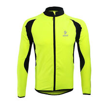 Men's Winter Bicycle Cycling Jersey Outdoor Windproof Waterproof Jackets Outwear