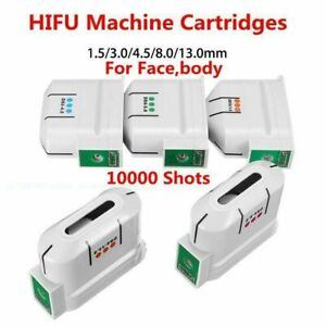 Replacement Cartridge 10000 Shots for Ultrasound Hifu Machine Wrinkle Removal