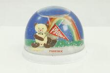 Vintage Phoenix Arizona Bear Souvenir Travel Tourism Snow Globe Dome