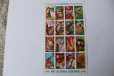 Briefmarken Äuatorial-Guinea