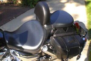 Honda VTX 1300 or 1800 S, T or R Driver Backrest Quick Release No Tools