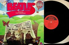 THE BEATLES/BEAT BROTHERS- FEATURING TONY SHERIDAN- Early Recordings LP 1976 EX