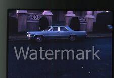 1960s photo slide  Pontiac car automobile #4 Oregon License Plate