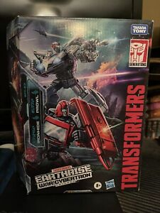 """Hasbro Transformers Earthrise War for Cybertron Ironhide and Prowl 5.5""""..."""